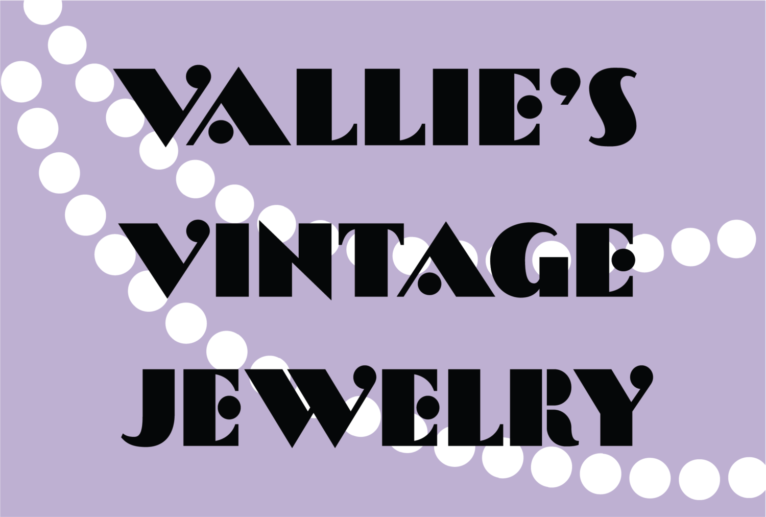 Vallie's Vintage Jewelry